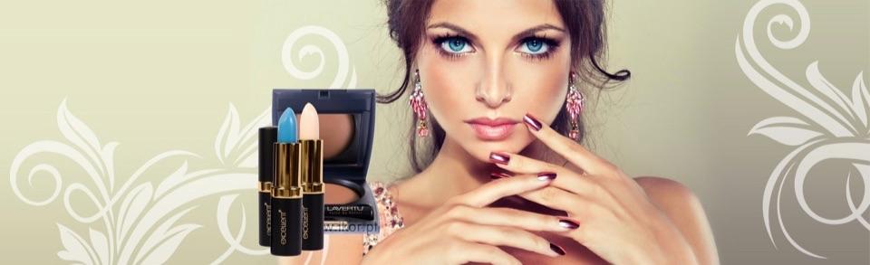 Kosmetyki do makijażu i demakijażu w sklepie Nantes.pl