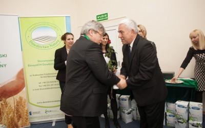 Medal dla Nantes za innowacyjne technologie i wkład w rozwój rolnictwa