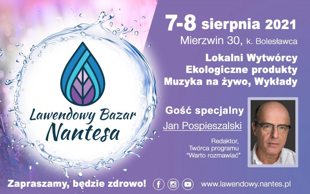 Lawendowy Bazar Nantes już 7-8 sierpnia 2021